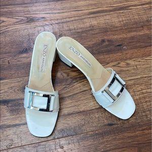 ENZO ANGIOLINI kittene open toe sandals